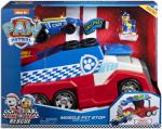 Pojazd Pit Stop Rozkładana ciężarówka Chase Psi Patrol