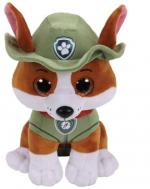 Maskotka TY Beanie Babies - Psi Patrol Tracker, 24 cm