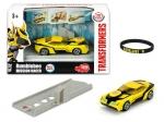 DICKIE 3112001 Transformers Wyścigowy Bumblebee