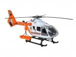 DICKIE 3719004 Helikopter ratunkowy ze światłem i dźwiękiem