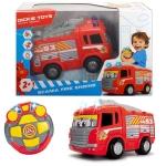 Dickie 33050114 HAPPY Scania RC Straż pożarna RC