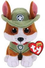 ND17_MA-9694 TY BEANIE BABIES Psi Patrol Tracker Clip 8,5cm TY 41299