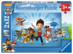 ND17_PU-6241 Puzzle 2x12el Ryder i Psi Patrol 075867 RAVENSBURGER