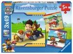ND17_PU-6257 Puzzle 3x49el Psi Patrol - Najlepsi Przyjaciele 093694 RAVENSBURGER