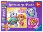 ND17_PU-6857 Puzzle 3x49el Psi Patrol Sky&Everest 080083 RAVENSBURGER