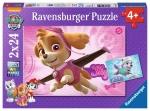 ND17_PU-6874 Puzzle 2x24el Psi Patrol Sky&Everest 091522 RAVENSBURGER