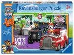 ND17_PU-7742 Puzzle 35el Psi Patrol Lets Roll! 086177 RAVENSBURGER