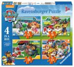 ND17_PU-7858 Puzzle 4w1 Psi Patrol 069361