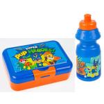 ND17_SZ-73267 Bidon + pudełko śniadaniowe Psi Patrol boy STARPAK