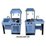 ND17_ZB-109430 Kuchnia duża dwa palniki z dźwiękiem NO-1001614