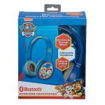 ND17_ZB-125984 Słuchawki Bluetooth dla dzieci Psi Patrol PW-B36VM eKids