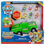 Psi Patrol Śmieciarka Rockyego Total Team Rescue 6052962 p2 Spin Master