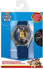 ND17_ZB-126735 Zegarek cyfrowy ze spinerem w metalowej obudowie Psi Patrol PW16677 Kids Euroswan