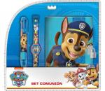 ND17_ZB-126739 Zegarek cyfrowy z długopisem i pamiętnikiem Psi Patrol PW16691 Kids Euroswan