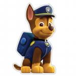 Dekoracja ścienna Psi Patrol - Chase