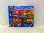 RAV puzzle Psi Patrol 4w1 070336