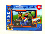 RAV puzzle Psi Patrol w akcji 2X12 el 075911
