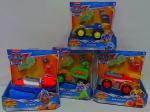 SPIN Psi Patrol MightyPups pojazdy św/dźw 6053026