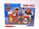 CLE puzzle 104 MAXI Super Kolor Psi Patrol 23753