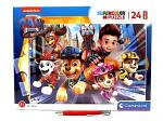 !!! CLE puzzle 24 maxi SuperKolor Psi Patrol 24222