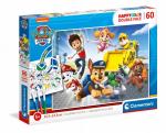 CLE puzzle 60 HappyColor Psi Patrol 26097