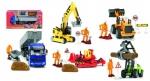 DICKIE 3414208 KM Zestaw budowlany Work Team, 5 rodz.