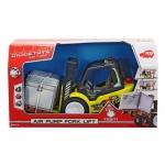 DICKIE 203805003 Wózek widłowy z pompką