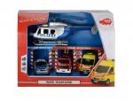 DICKIE 3715002 Zestaw pojazdów SOS w garażu