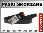 DK-1797-2 S Pasek MĘSKI SKÓRZANY AUTOMAT 3cm