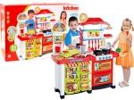 JKM ZA0803 Kuchnia + sklep + kasa Duża Gastronomia