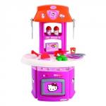 SMOBY 1704 Kuchnia Ecoiffier Hello Kitty 15 akce