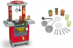 SMOBY 24147 Kuchnia Tefal Cook Tronic czerwona