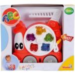 Simba 4015136 ABC Straż Pożarna z Przyciskami
